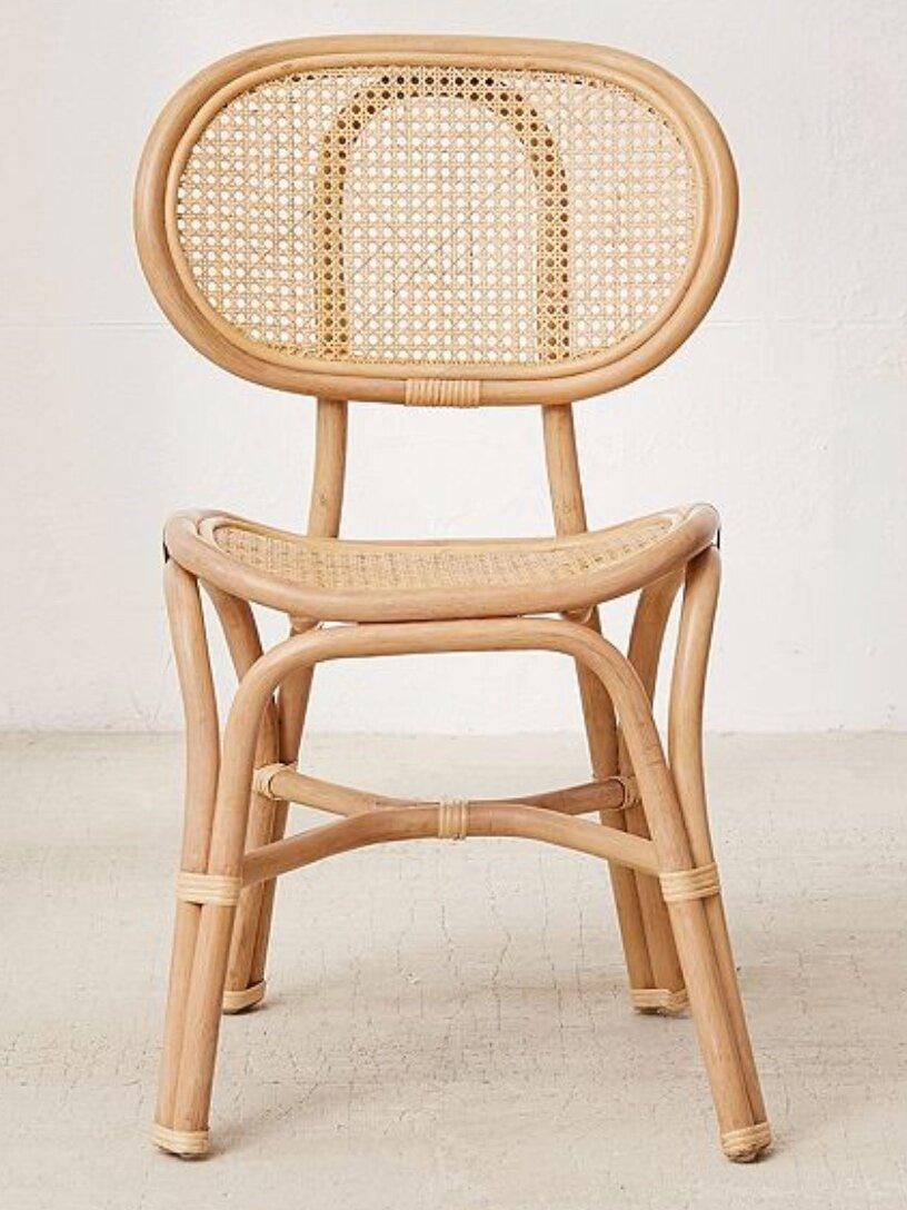 Estie Rattan Chair, Urban Outfitters £240