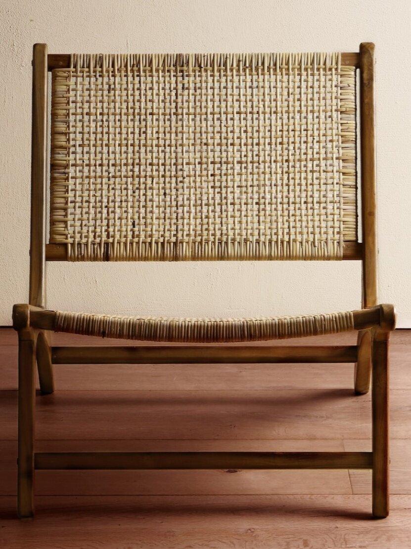 Rattan Chair, Zara £229.99