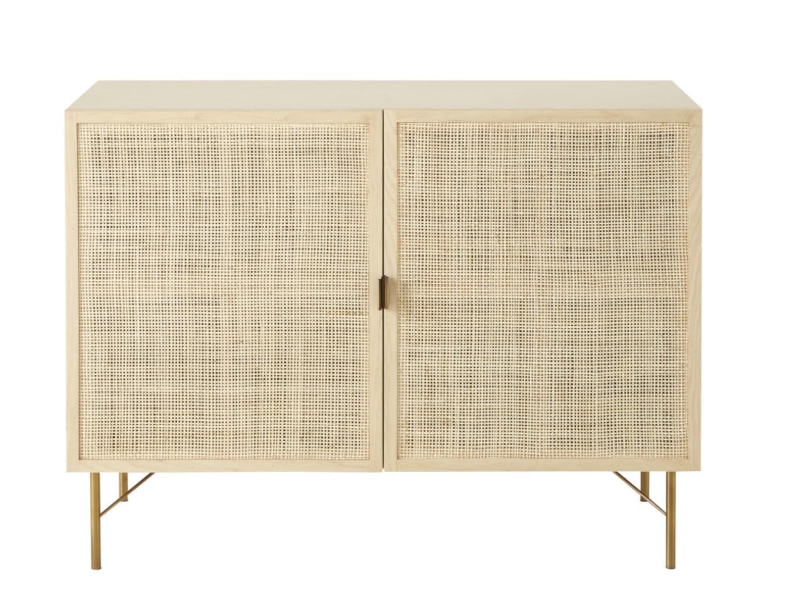 SOLSTICE Woven Sideboard, Maisons Du Monde £248