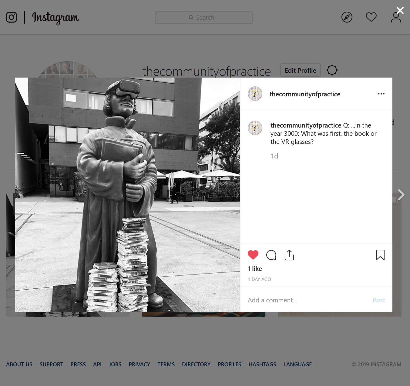 Instagram   - ideas and inspirations