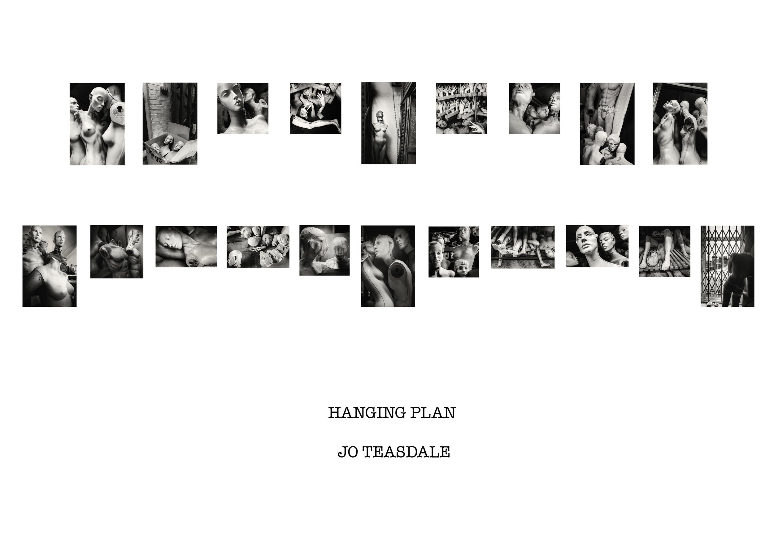 Hanging Plan