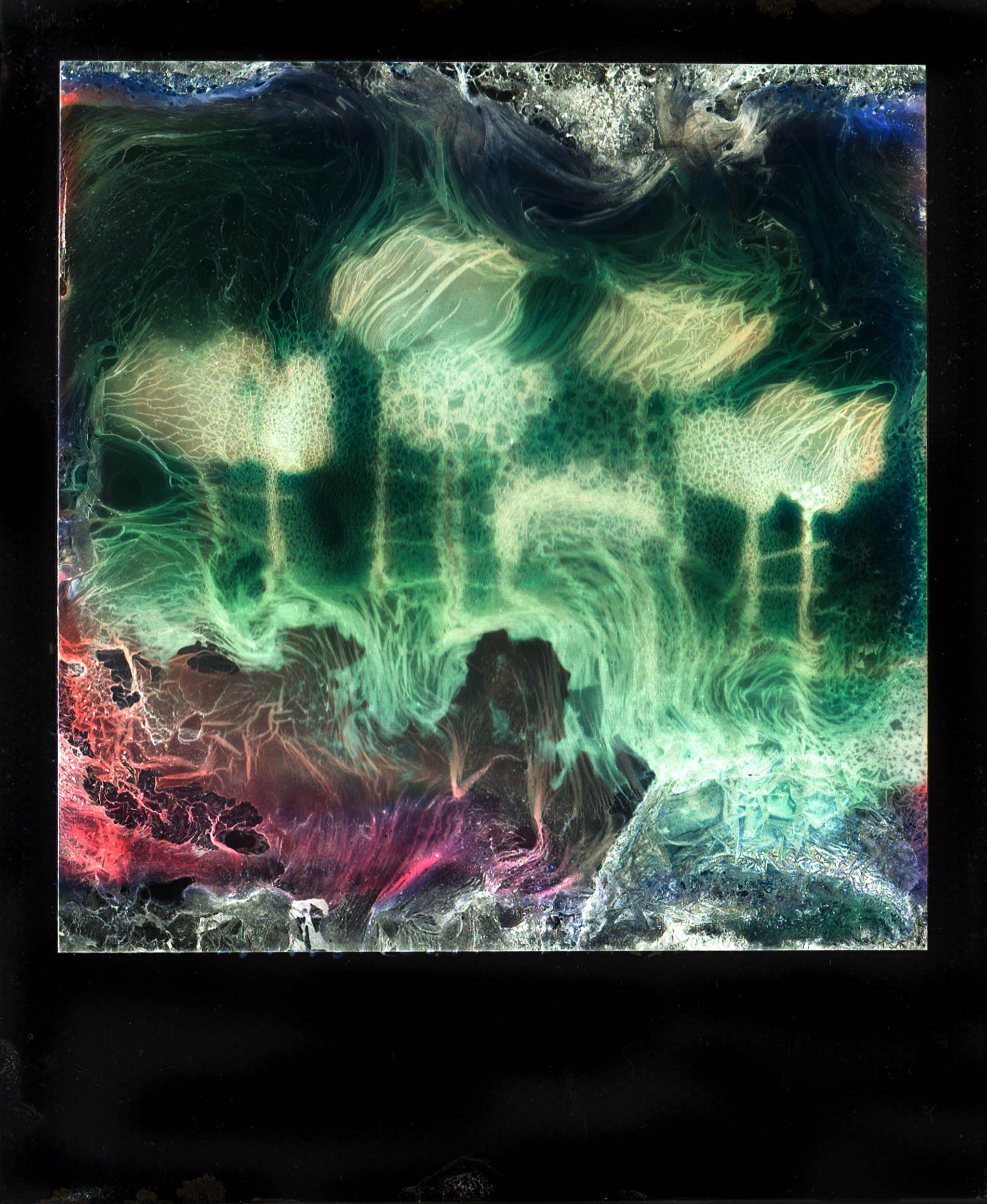 Submerged #2 Inverse