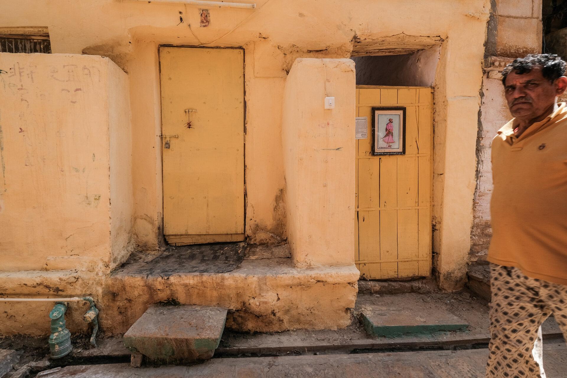 Tiny Brahmin Fort Houses