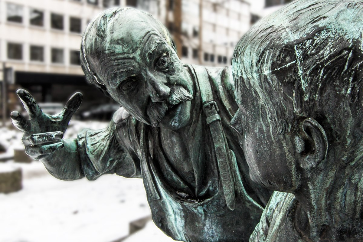 Скульптуры Дюссельдорфа