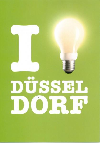 Освещаю :-)  Разъясняю подробно и ответственно про Дюссельдорф