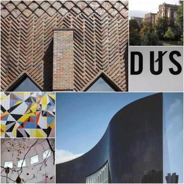 Фрагменты экскурсии об дюссельдорфском искусстве