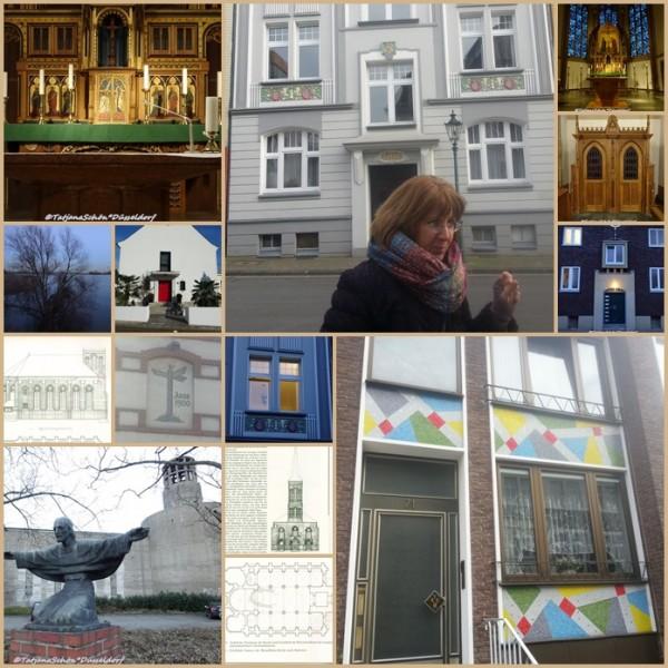 Экскурсия в Дюссельдорфе (Heerdt)