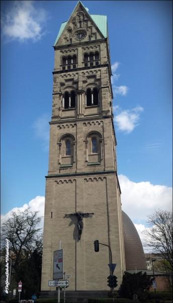 Дюссельдорф, церковь святого Роха