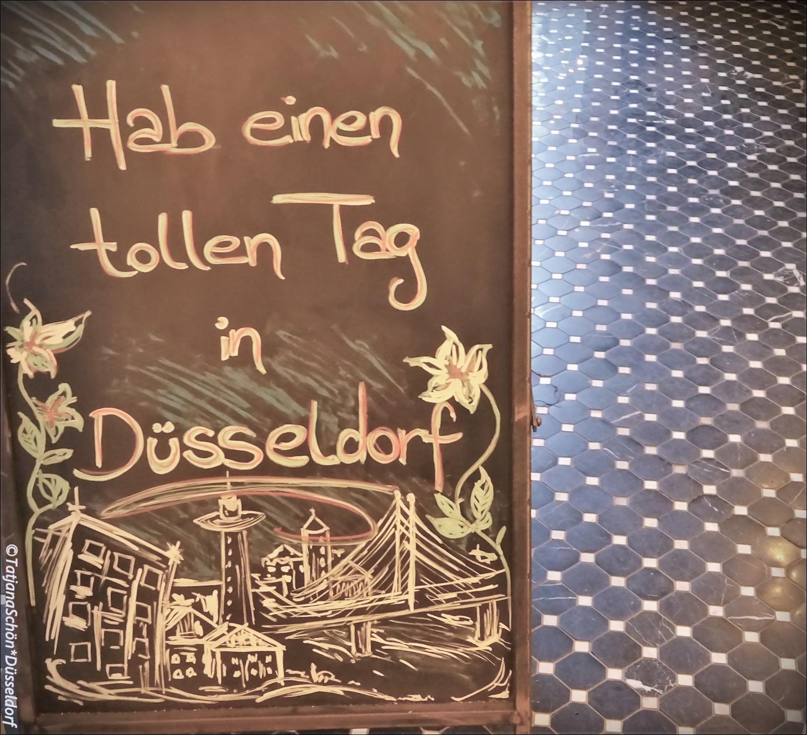 Желаем замечательного дня в Дюссельдорфе и выходим :-)