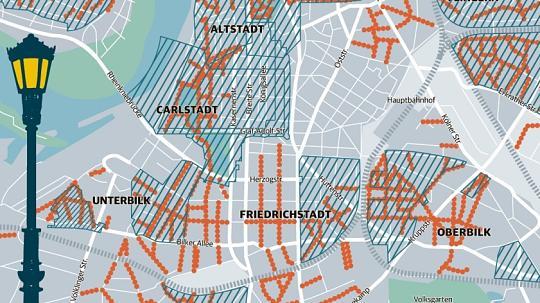 """Картинка """"план города с фонарём"""" (она о другом """"задумывалась"""") здесь потому, что я думаю про план в путеводитель и натыкаюсь в сети на """"недоброкачественное"""" прочтение планов города..."""