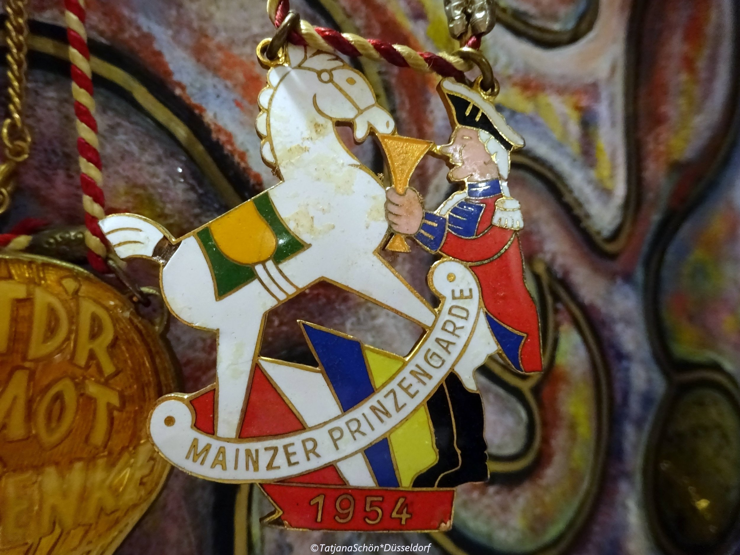 Майнцкий орден 1954 года - из частной (моей) коллекции