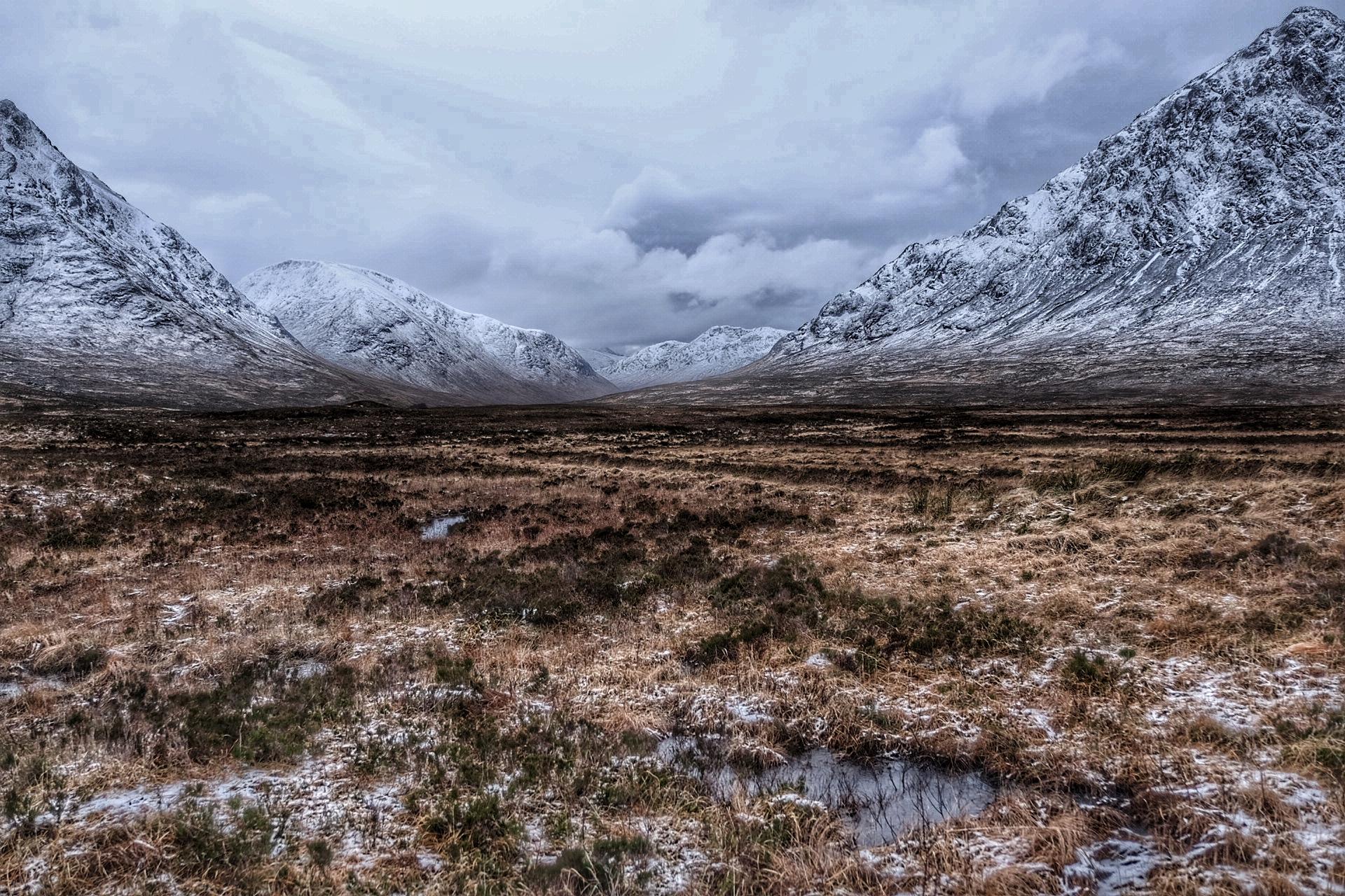 Glenn Coe, Scottish Highlands