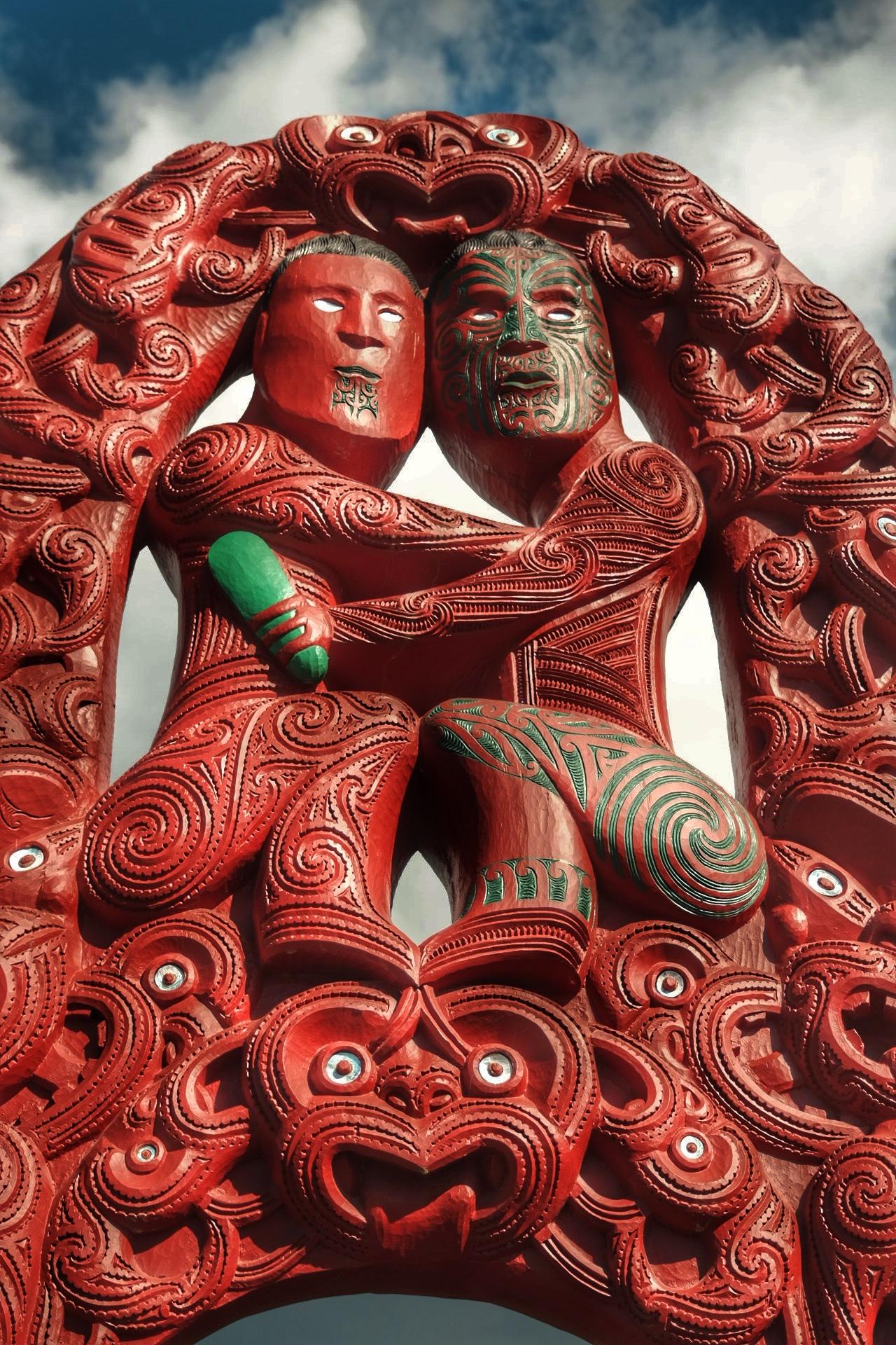 Moari Villiage, Rotorua