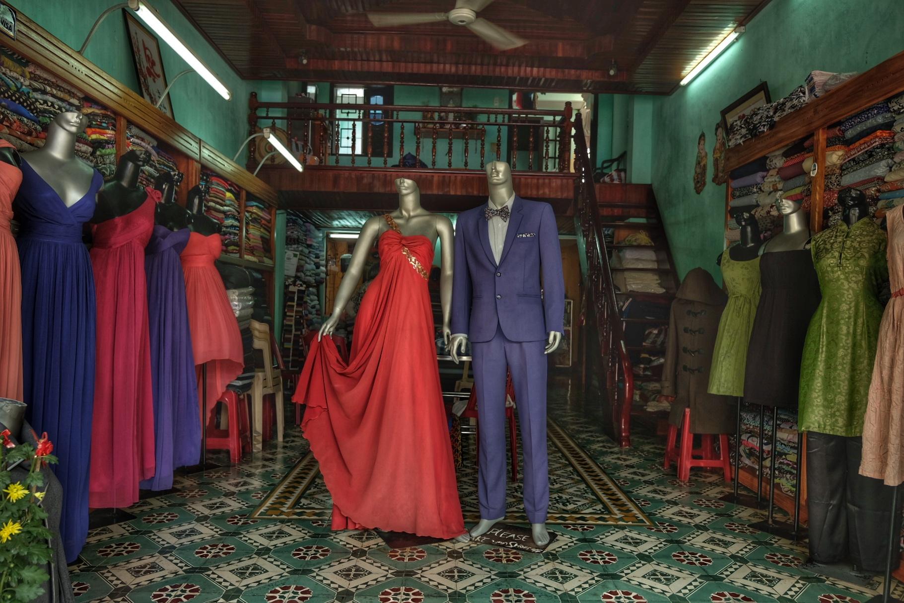Forget me not tailor, 37 Phan Chu Trinh, Hôi An.