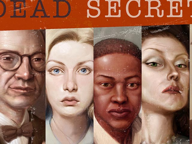 Dead Secret--low-poly 3d art for VR games