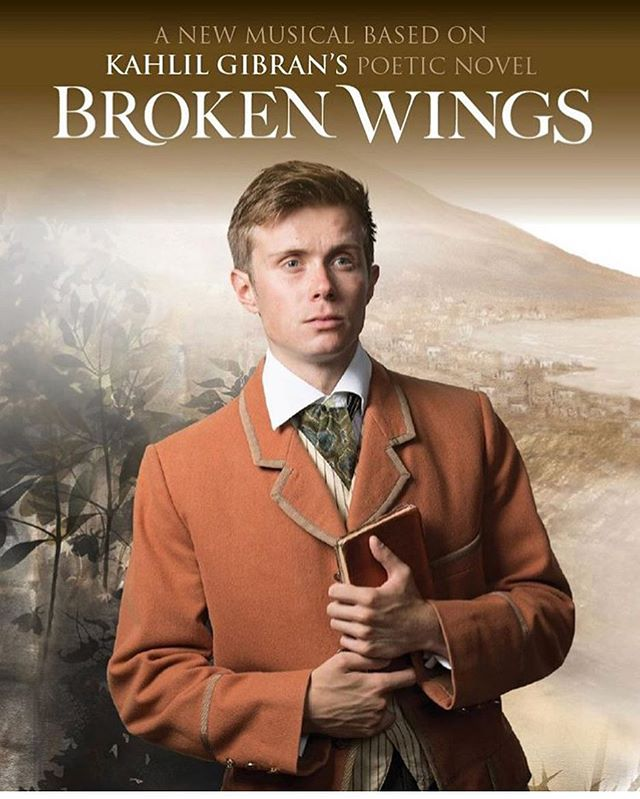 We are thrilled that our star @robhouchen has landed the leading role in the return of @eugeniusthemusical this summer ! But first, he will be playing young Gibran next week in our musical Broken Wings. #musicaltheatre #london #music #stage #livemusic #show #theatre #musical #composer #songwriter #doha #uk