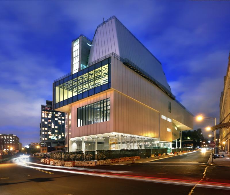 New Whitney Museum, NYC
