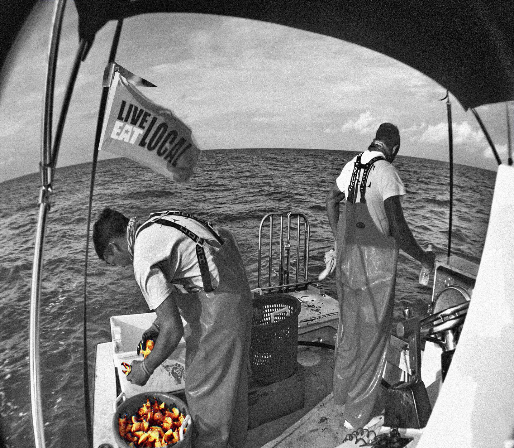 1st Hand_Fishermen with Stone Crab.jpg