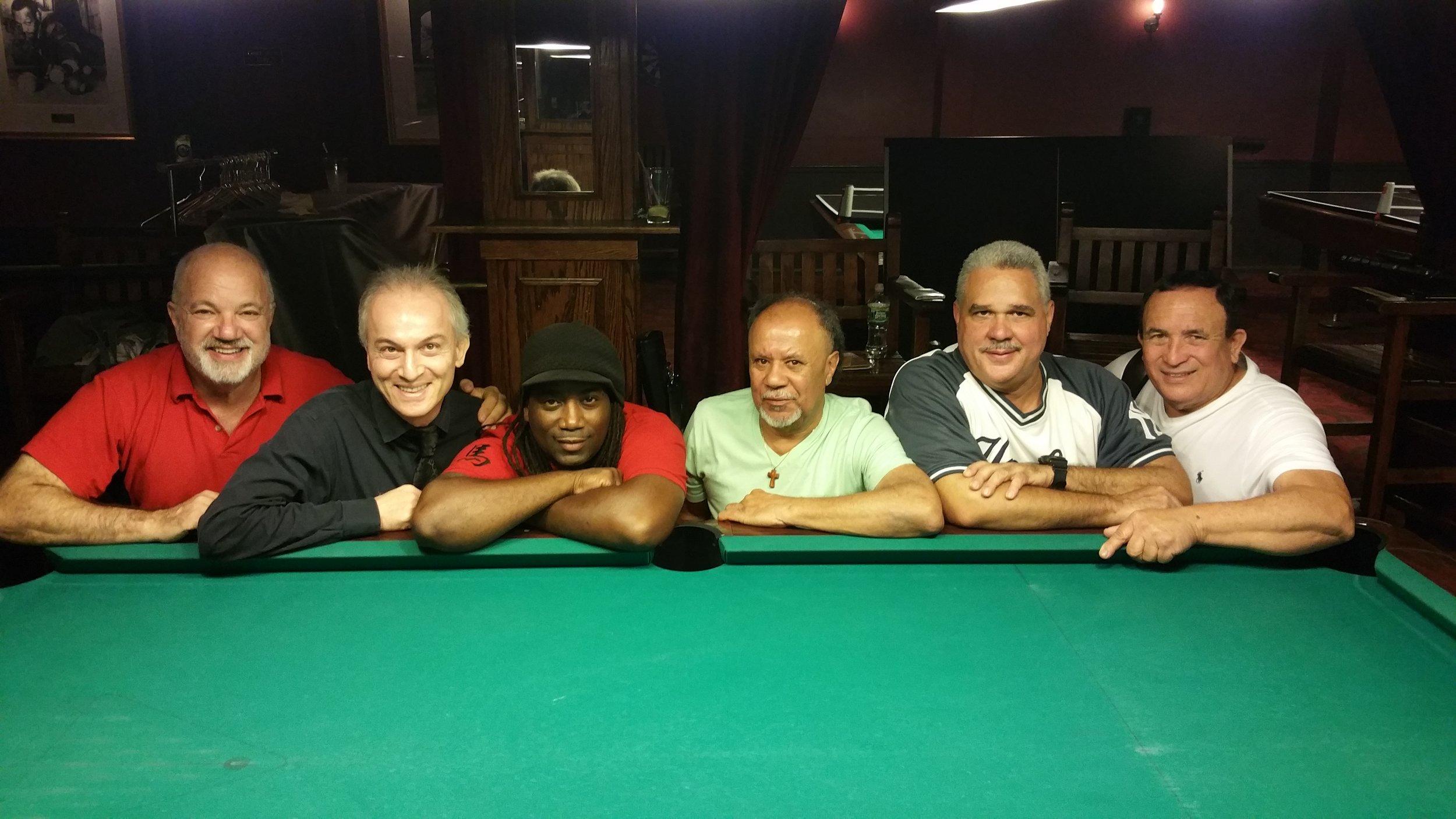 Captain: Neil Kleinman, John Pagano, Mark Cagle, Juan Pellot, Edwin Rivera & Jorge Torres