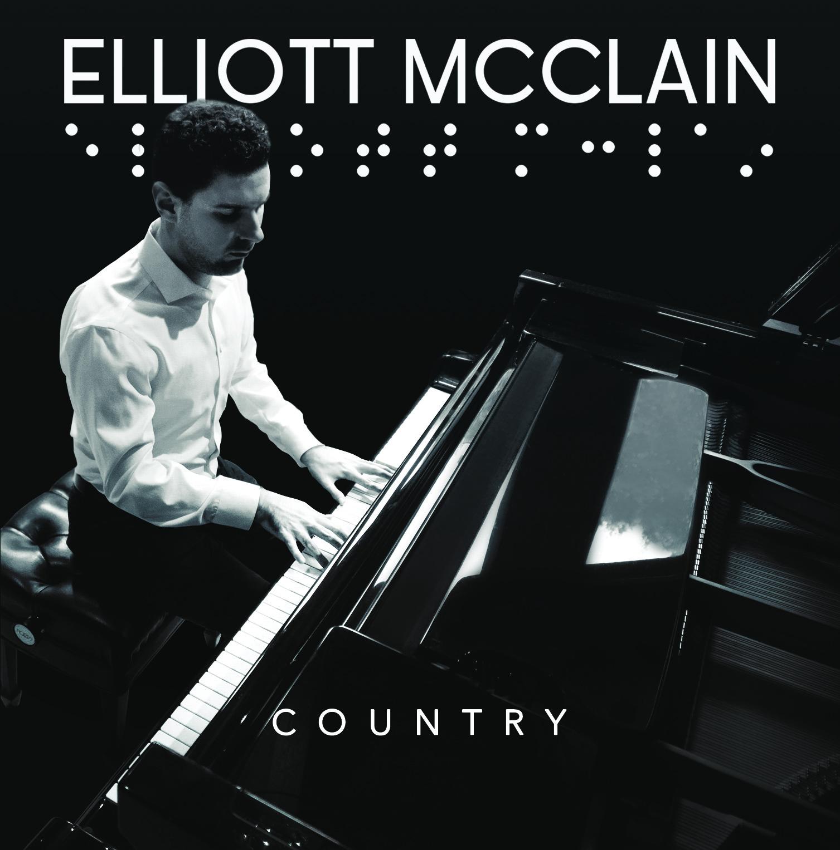 Album Cover Art for Elliott's newest album Country