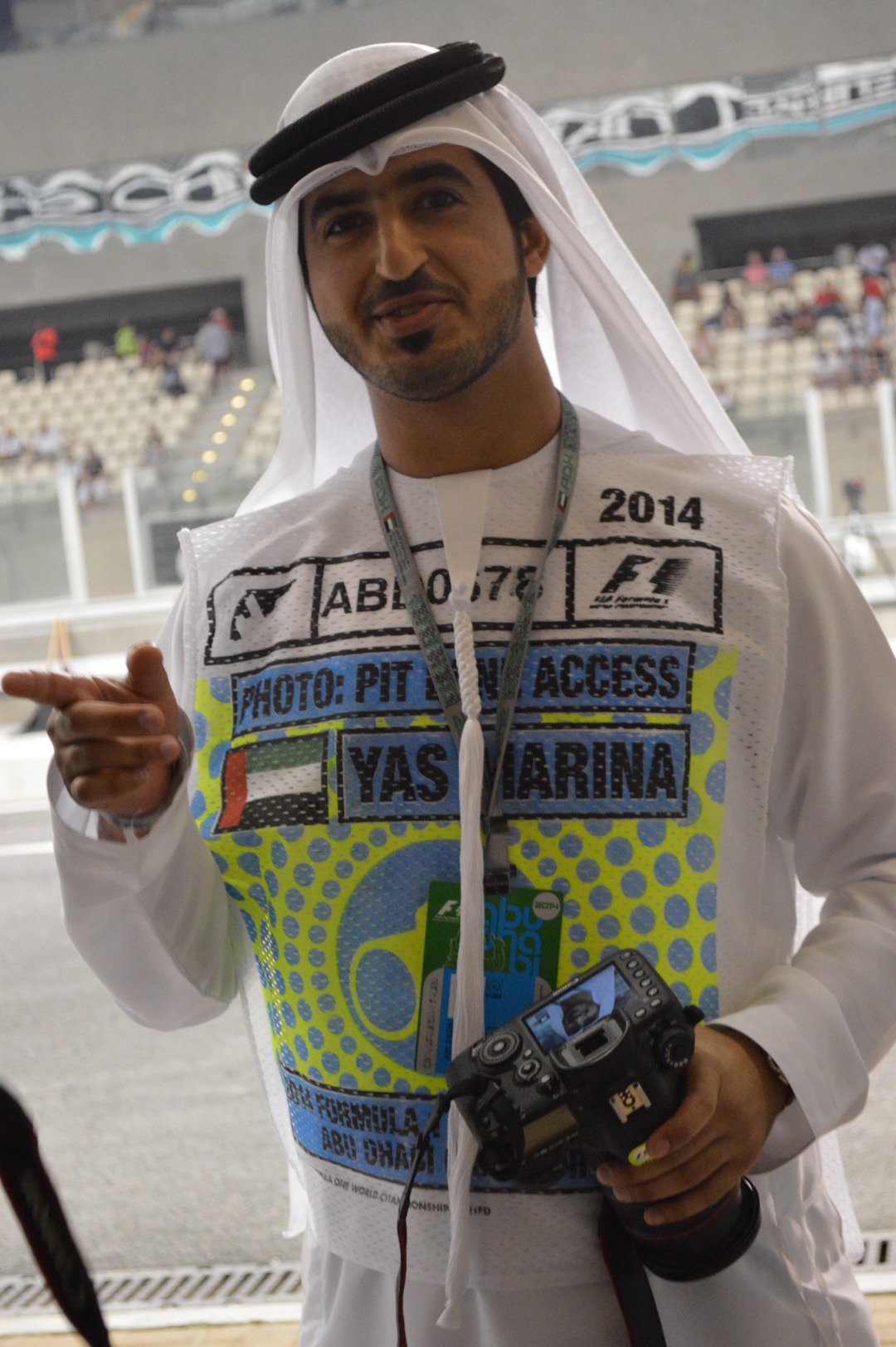 Yes Marina Circuit