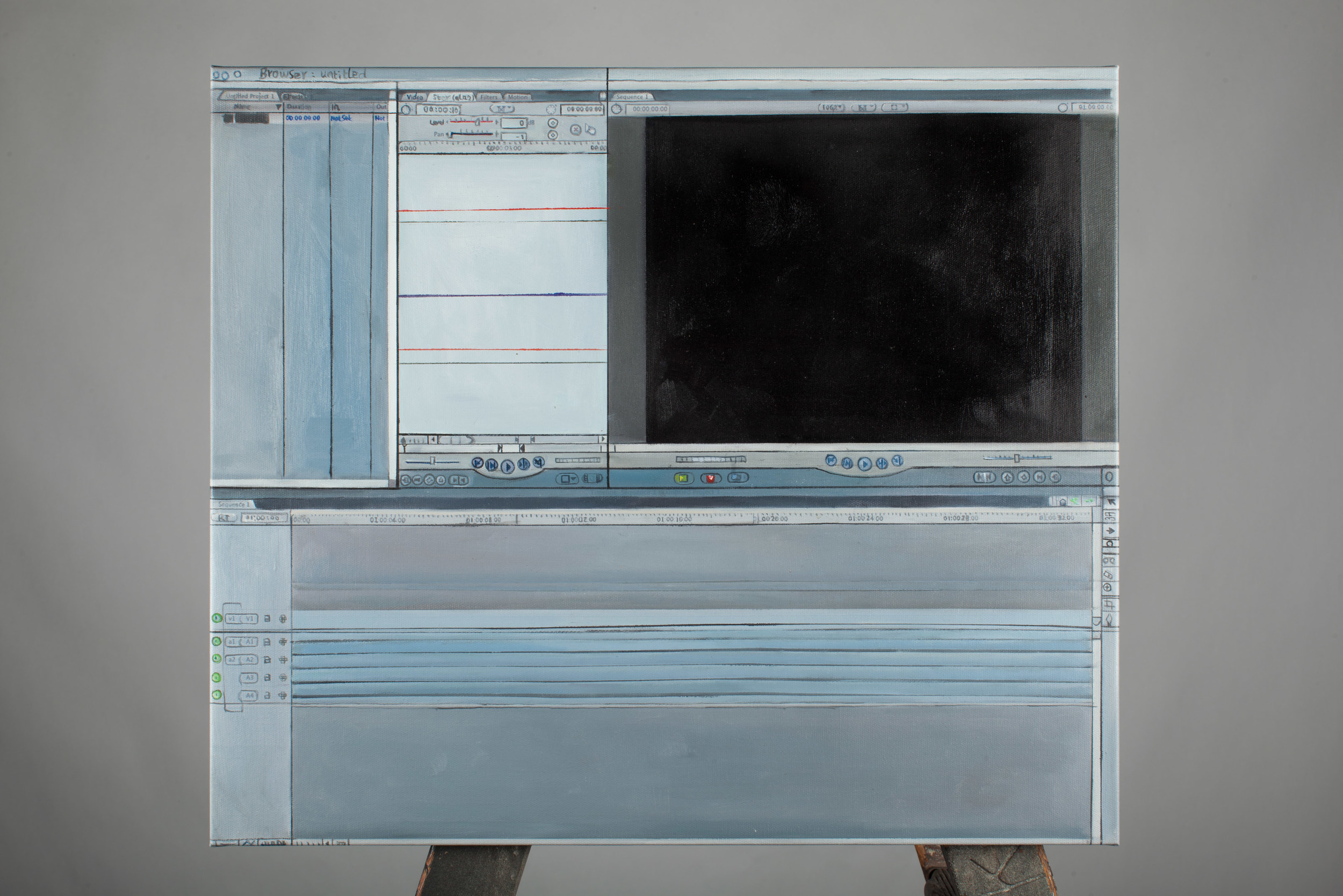 Untitled Final Cut Pro Project