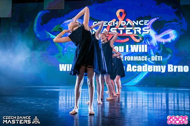 """Vzpomínka na vítěze loňského hobby festivalu @czech_dance_masters DVK a jejich """"For You i Will"""" 💙"""