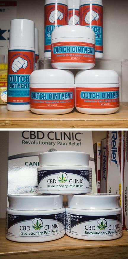 CBD at Healing Foundations