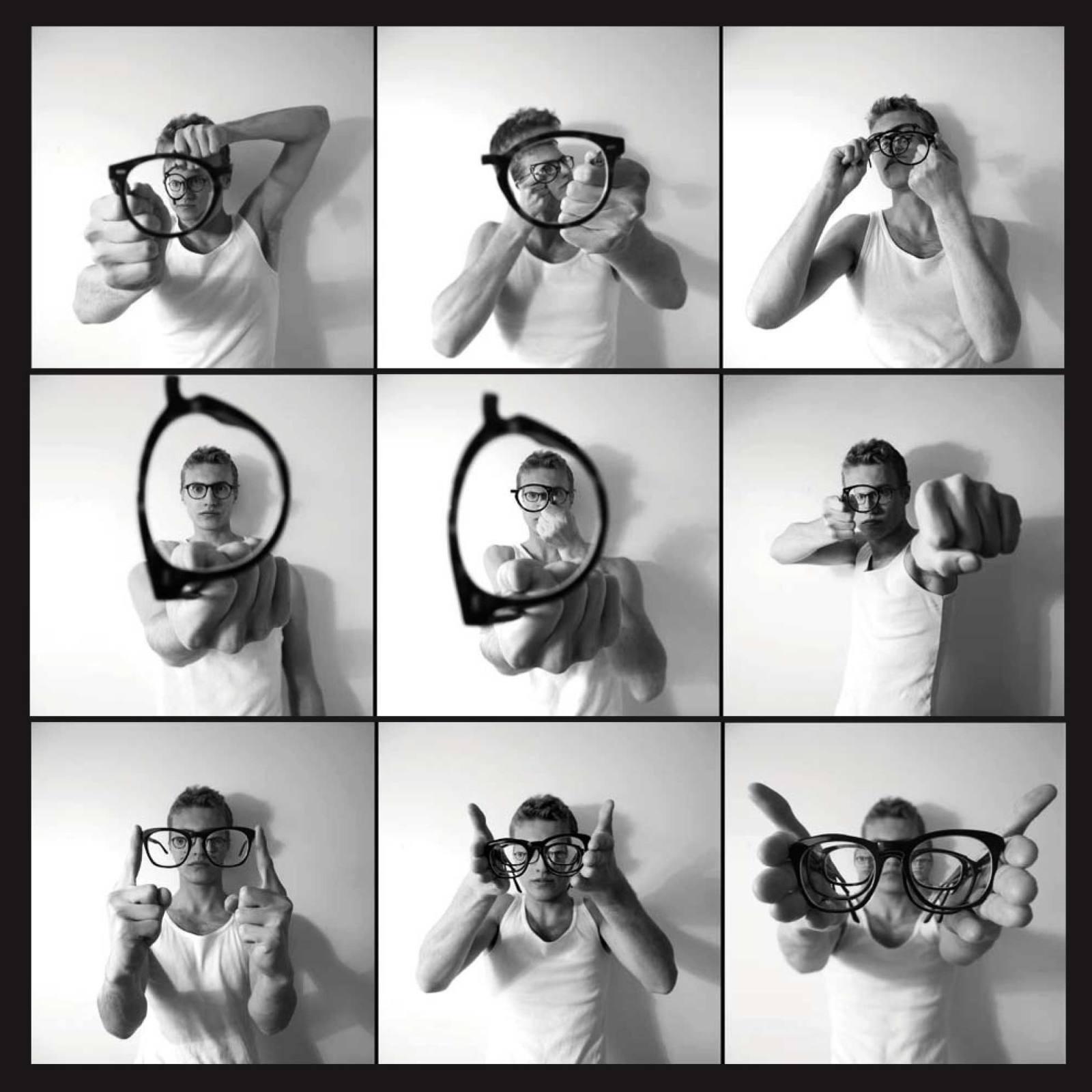 © Hugo Suchet : Le jour où je suis devenu un Blond à lunettes.