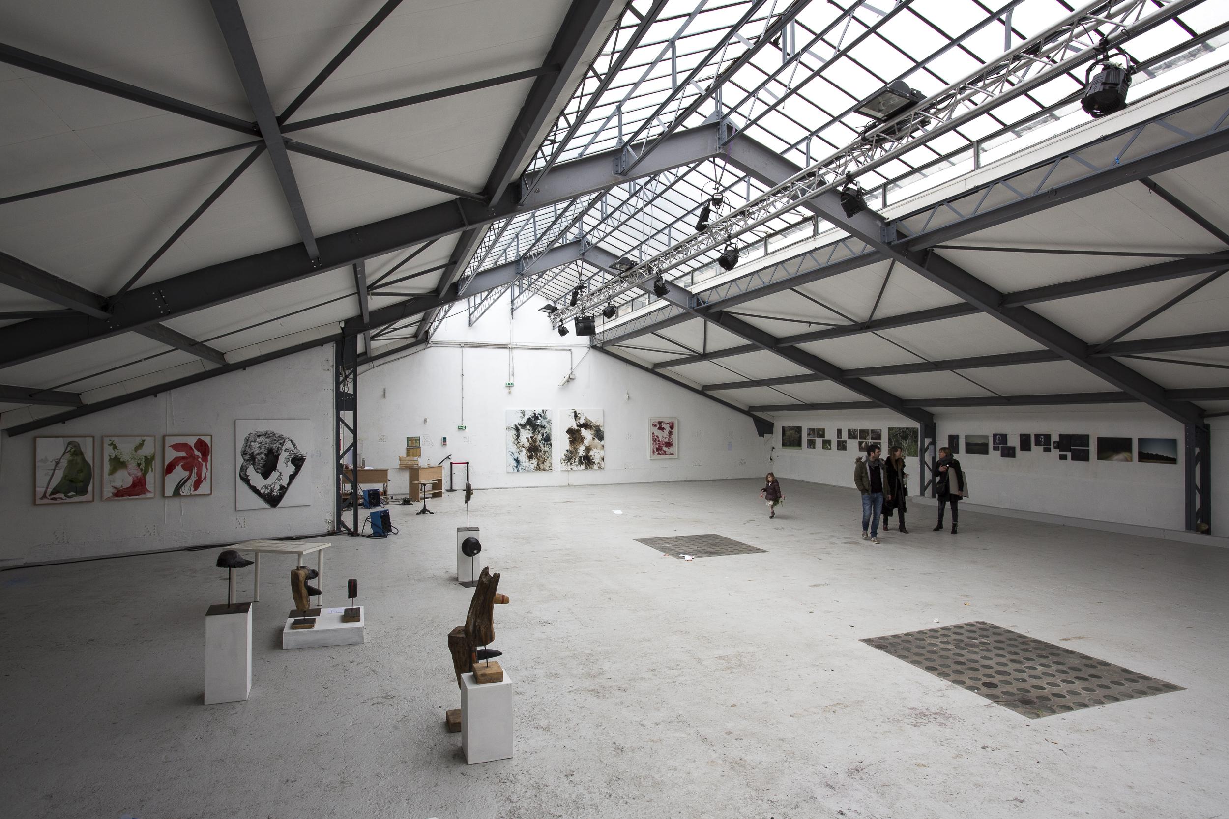 Métamorphose, Paris, 2015. (exposition et commissariat)