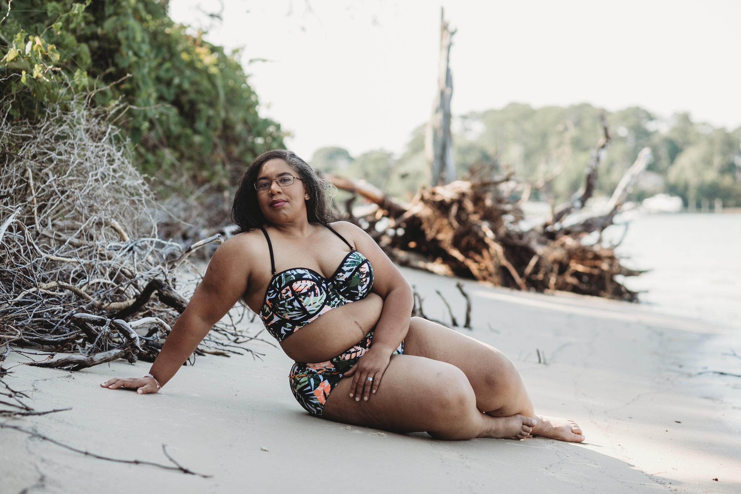 Jax Beach Boudoir Photographer