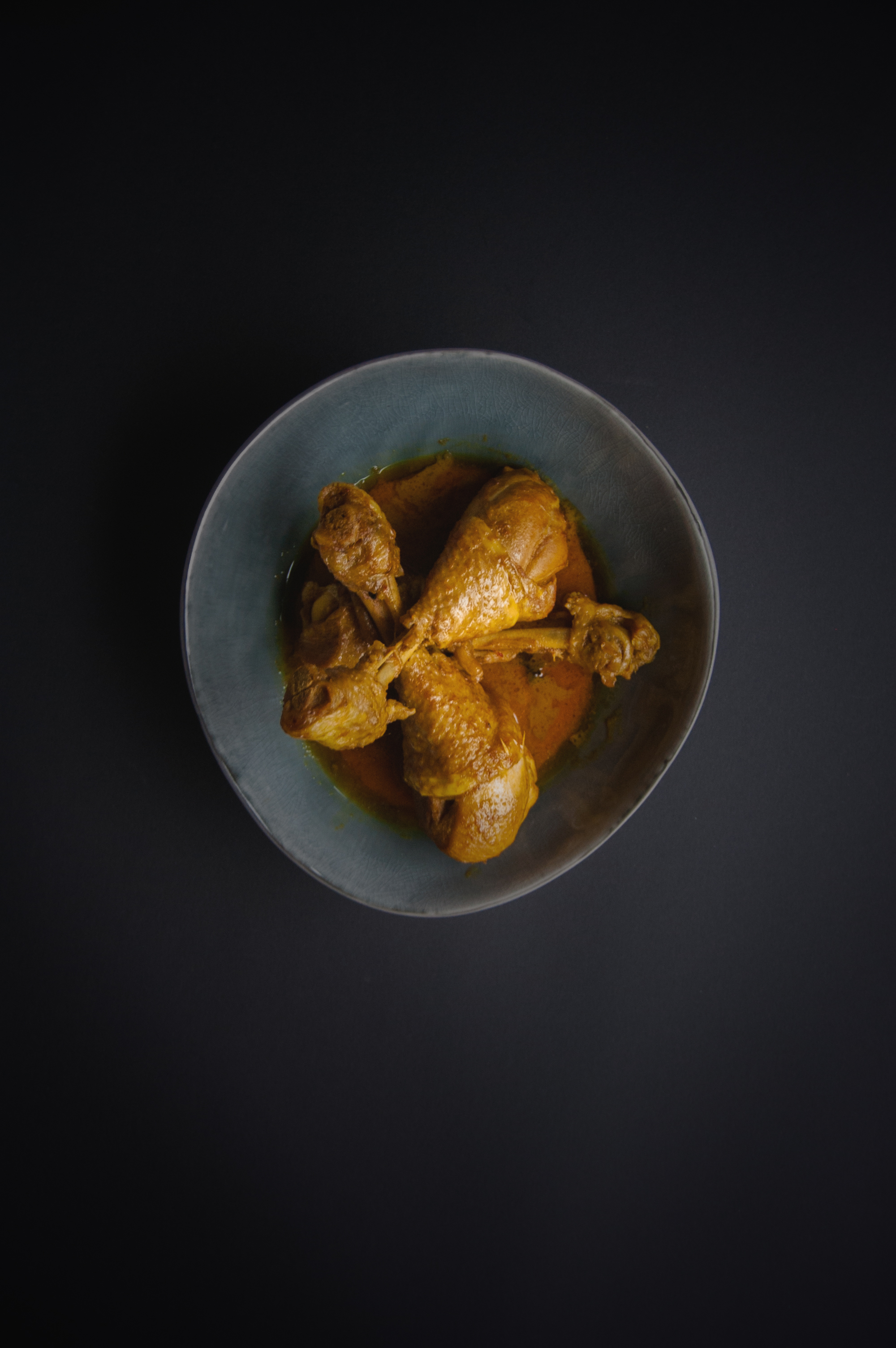 One pot easy chicken curry