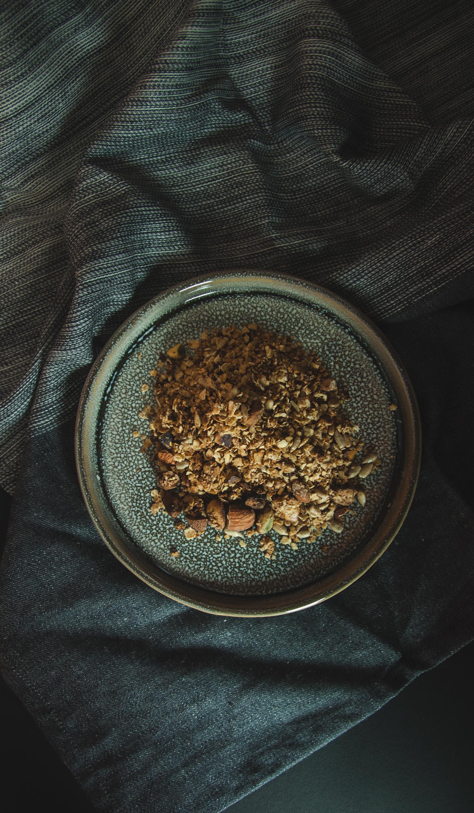 A quick granola recipe