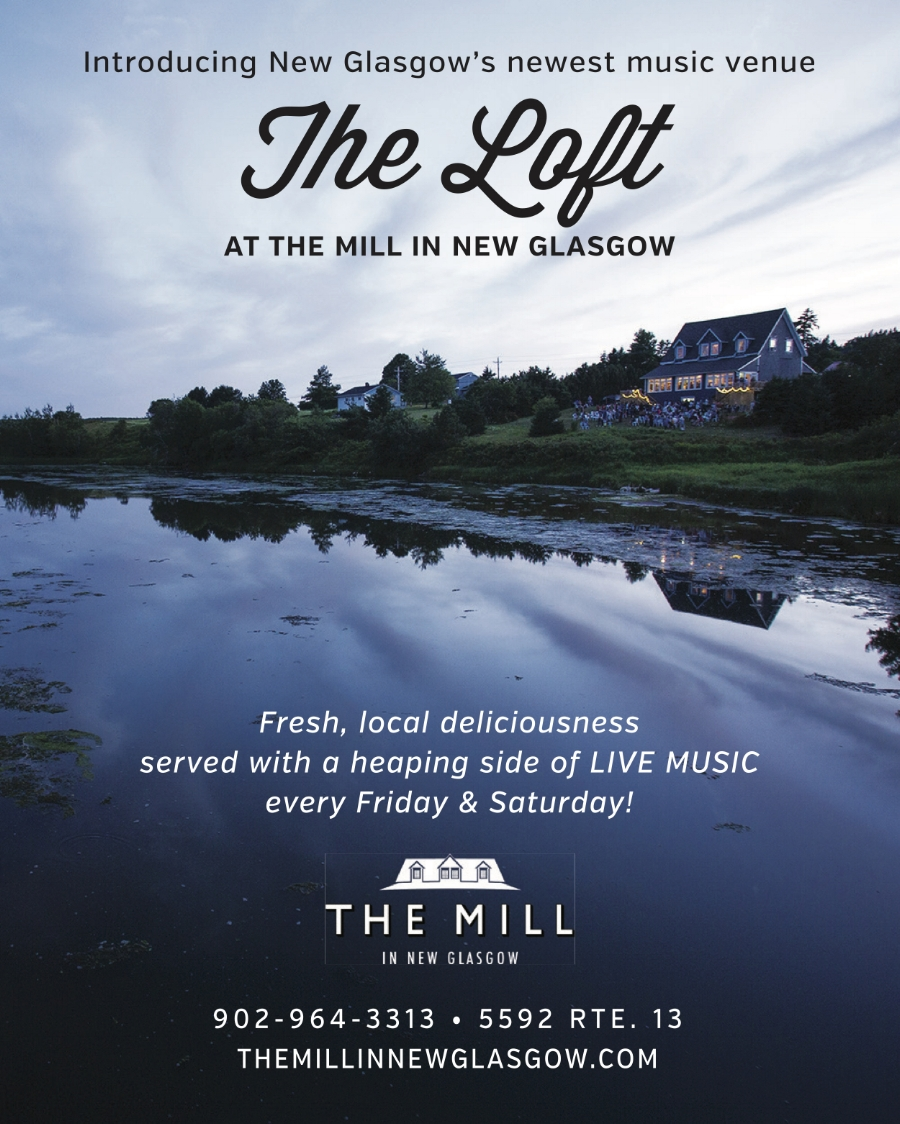 Follow our Facebook page for news on upcoming events in The Loft! - www.facebook.com/themillnewglasgow