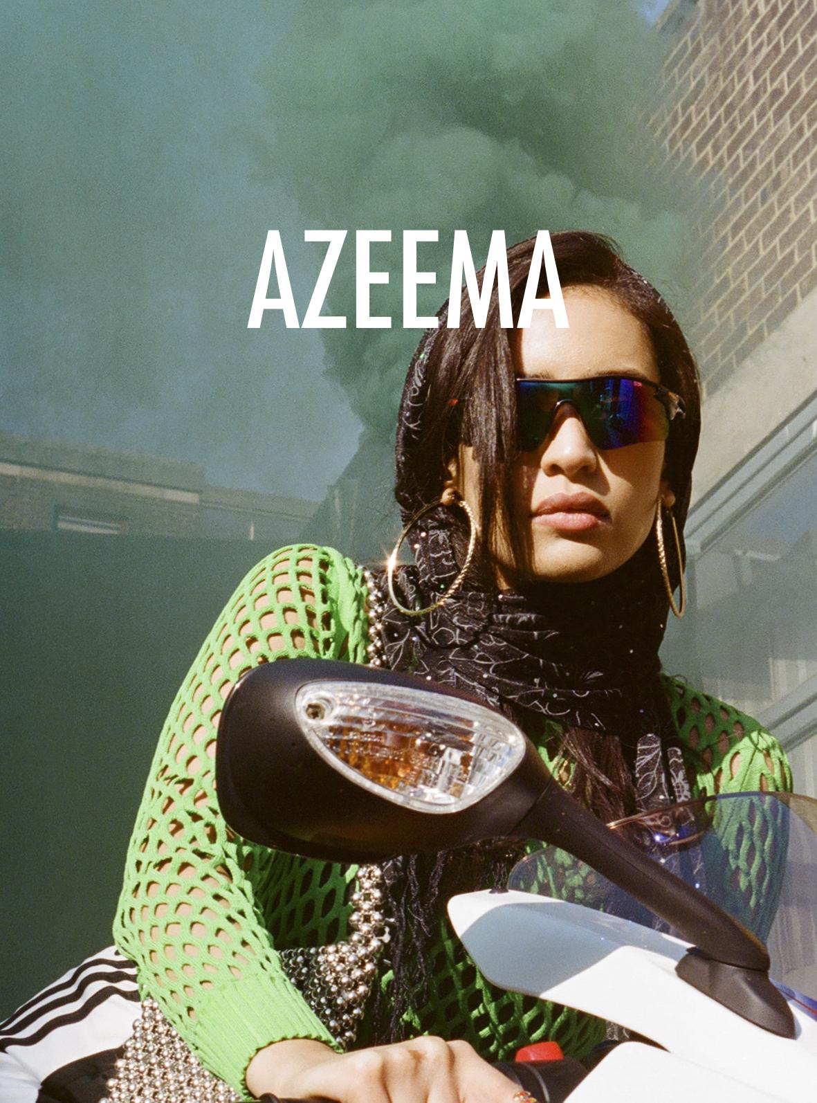 AZEEMA —  ELLE