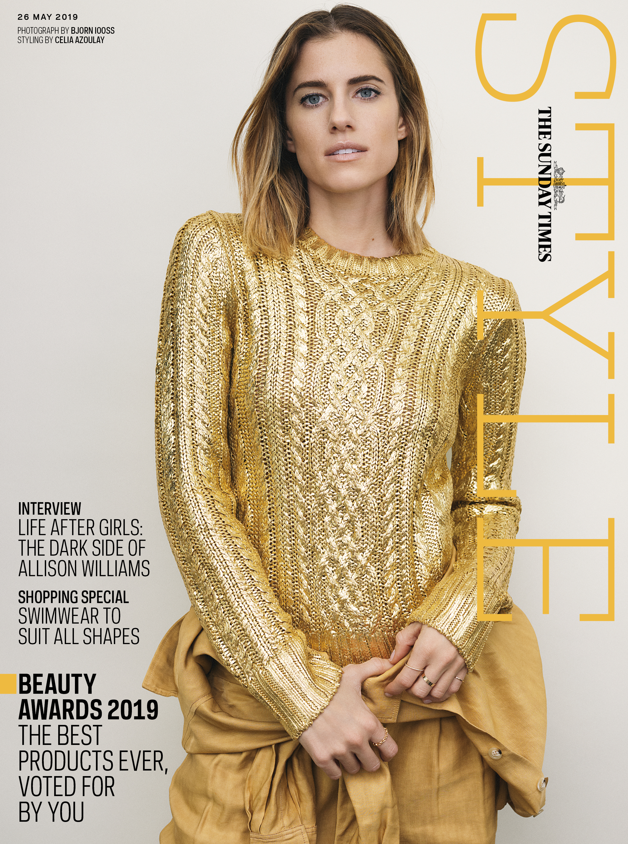 The Sunday Times STYLE 26th May 2019