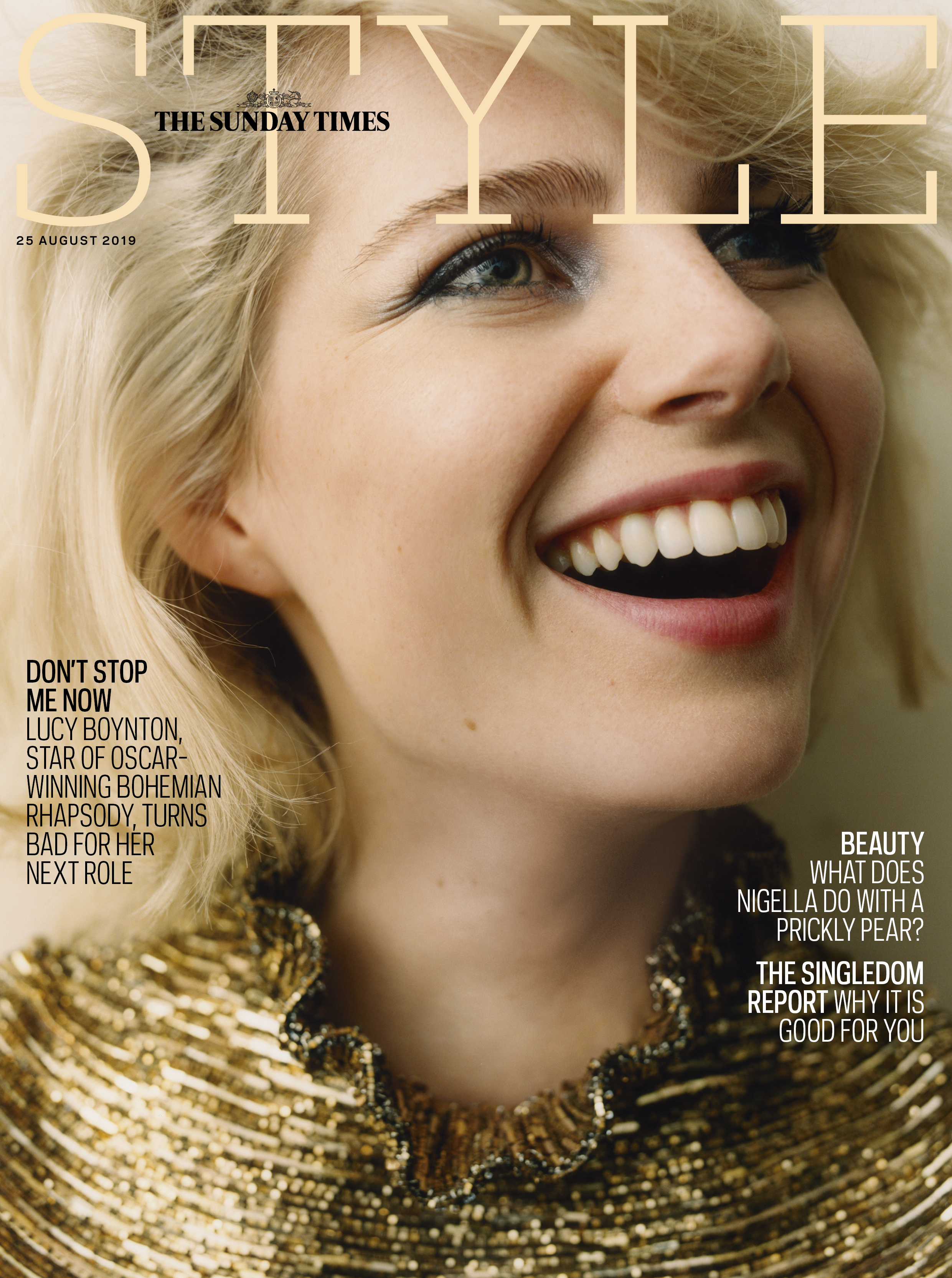 The Sunday Times STYLE 25th August 2019