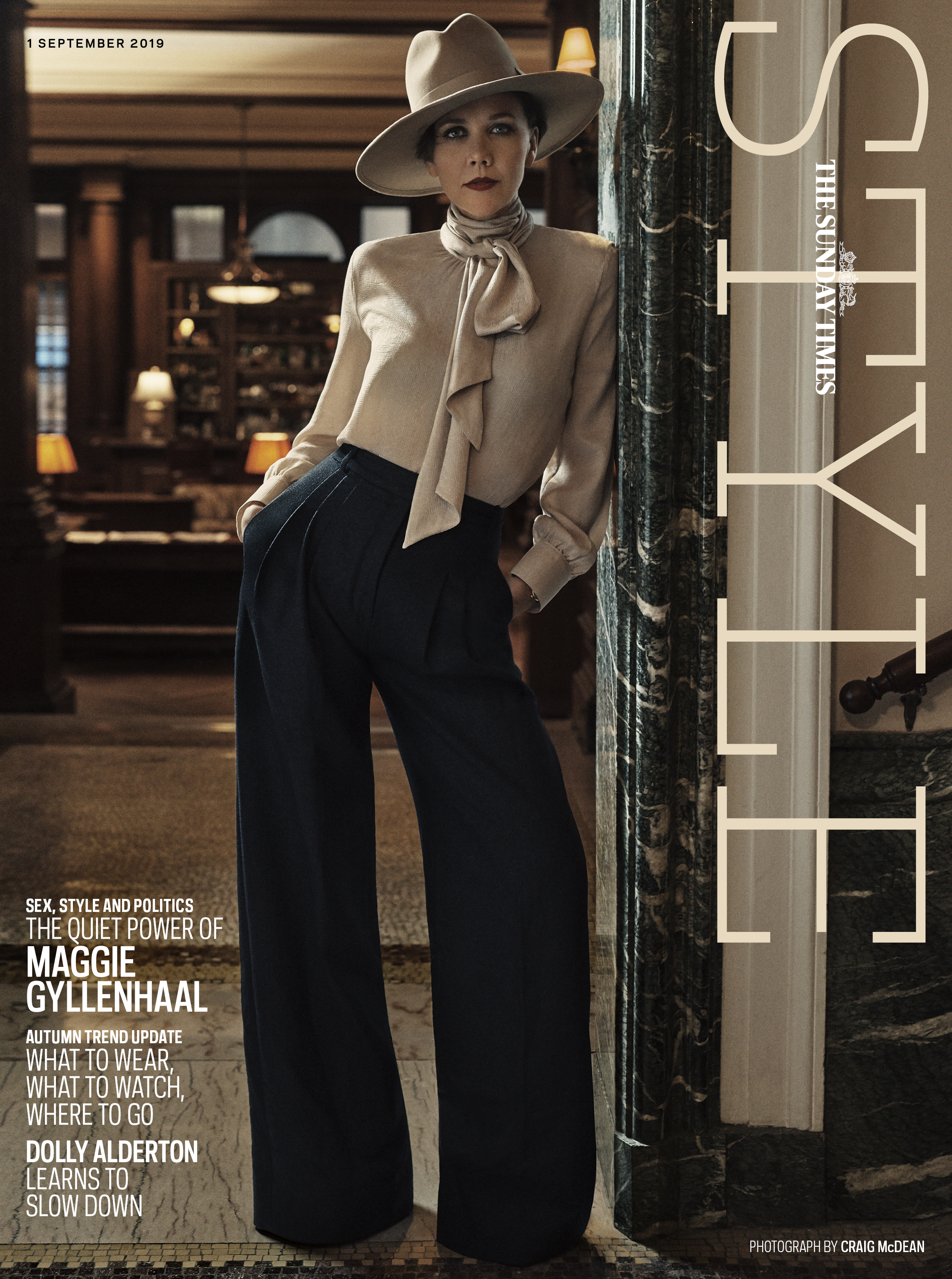 The Sunday Times STYLE 1st September 2019