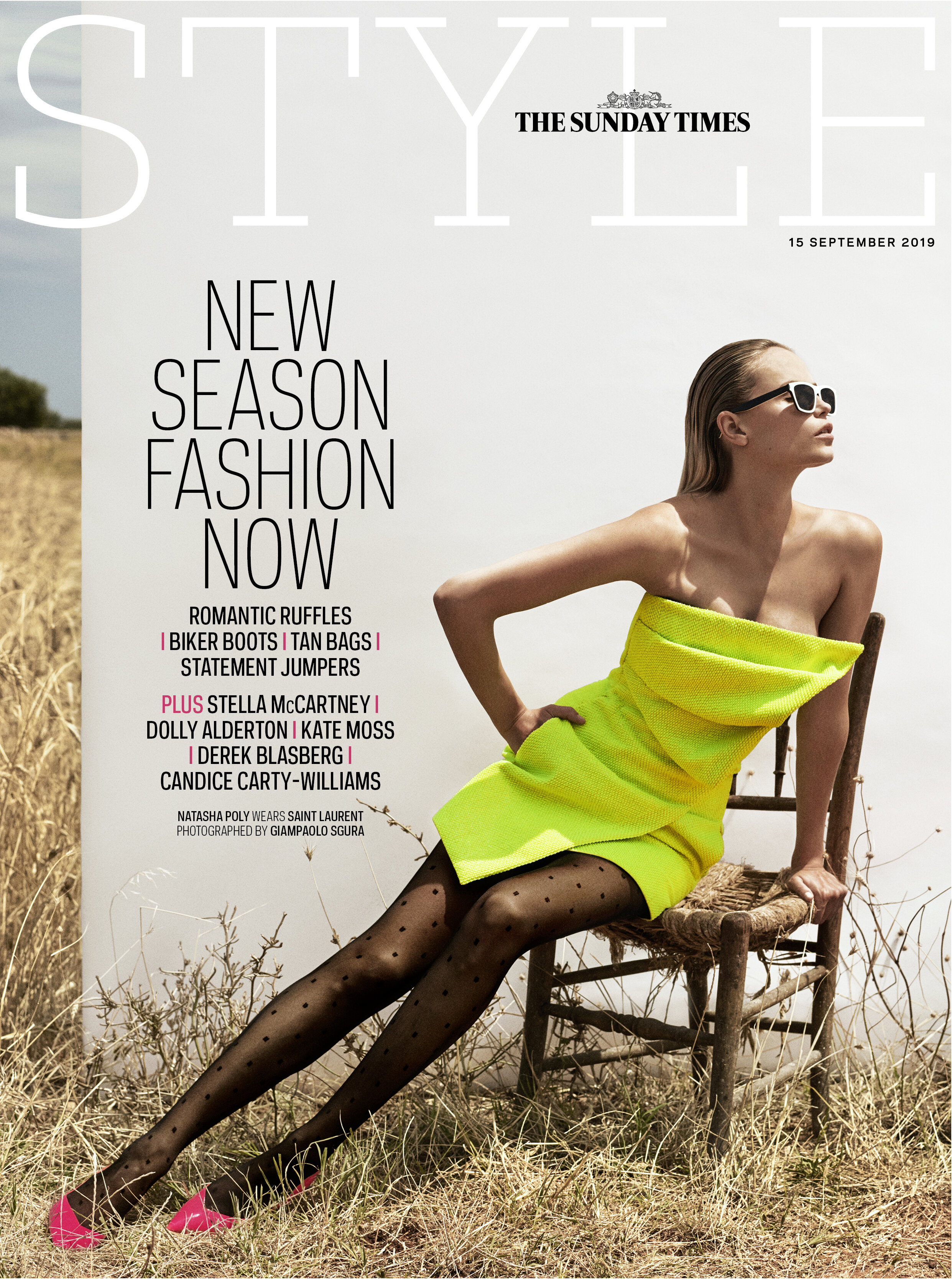 The Sunday Times STYLE 15th September 2019