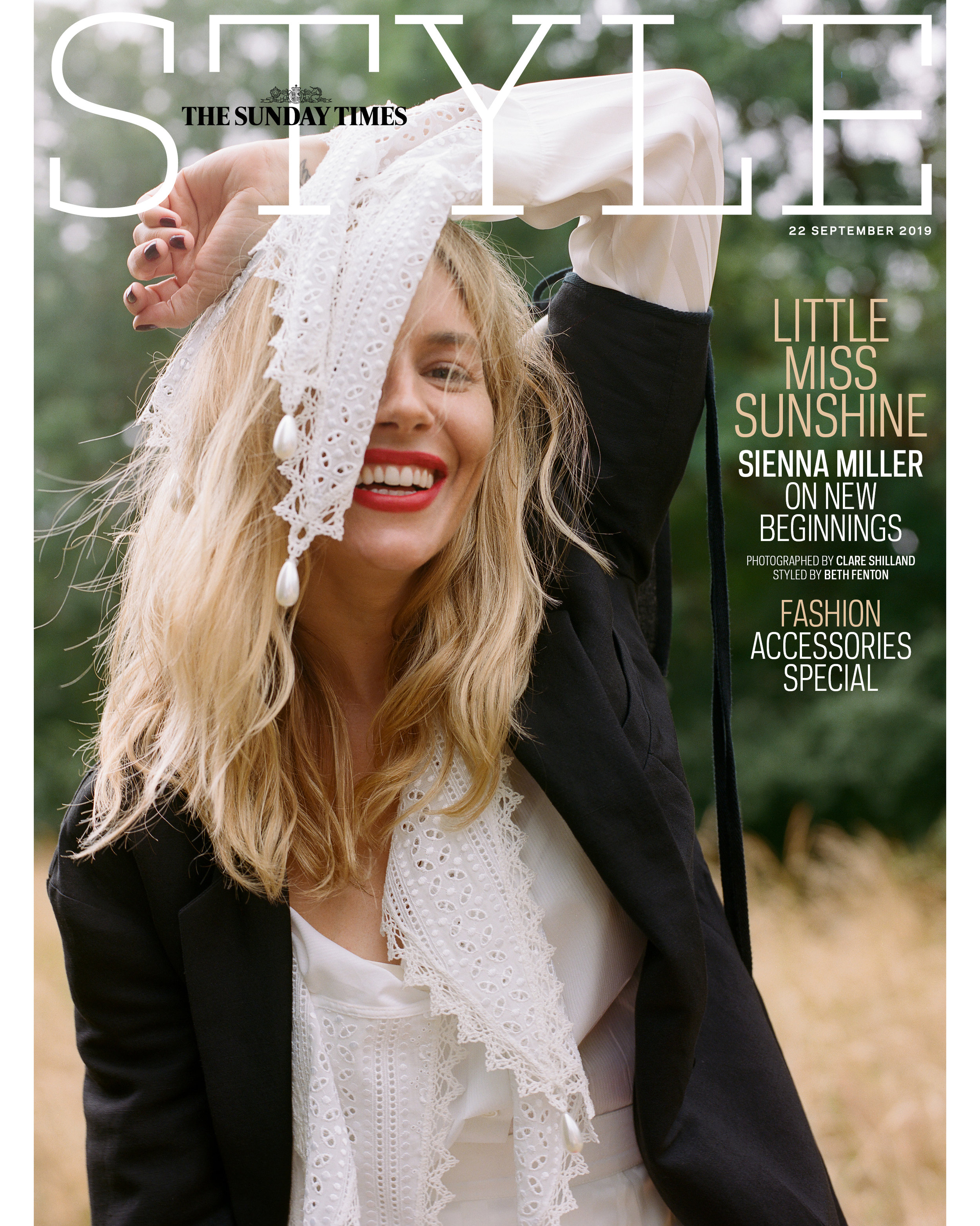 The Sunday Times STYLE 22nd September 2019