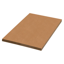 Corrugated layer pads sheets