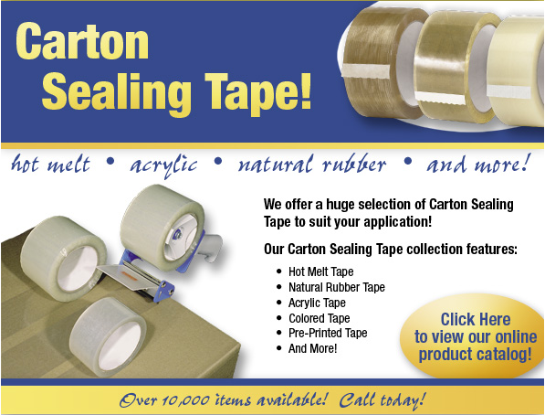 Box Carton Sealing Tapes