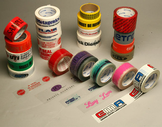 Printed Logo Tapes