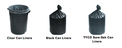 Can and Trash Liners