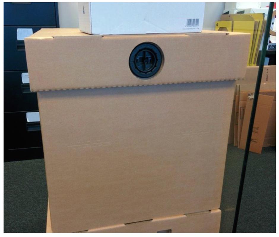 Beeclip Corrloc's are the leading fastener for heavy duty corrugated board. One clip, multiple board thicknesses.