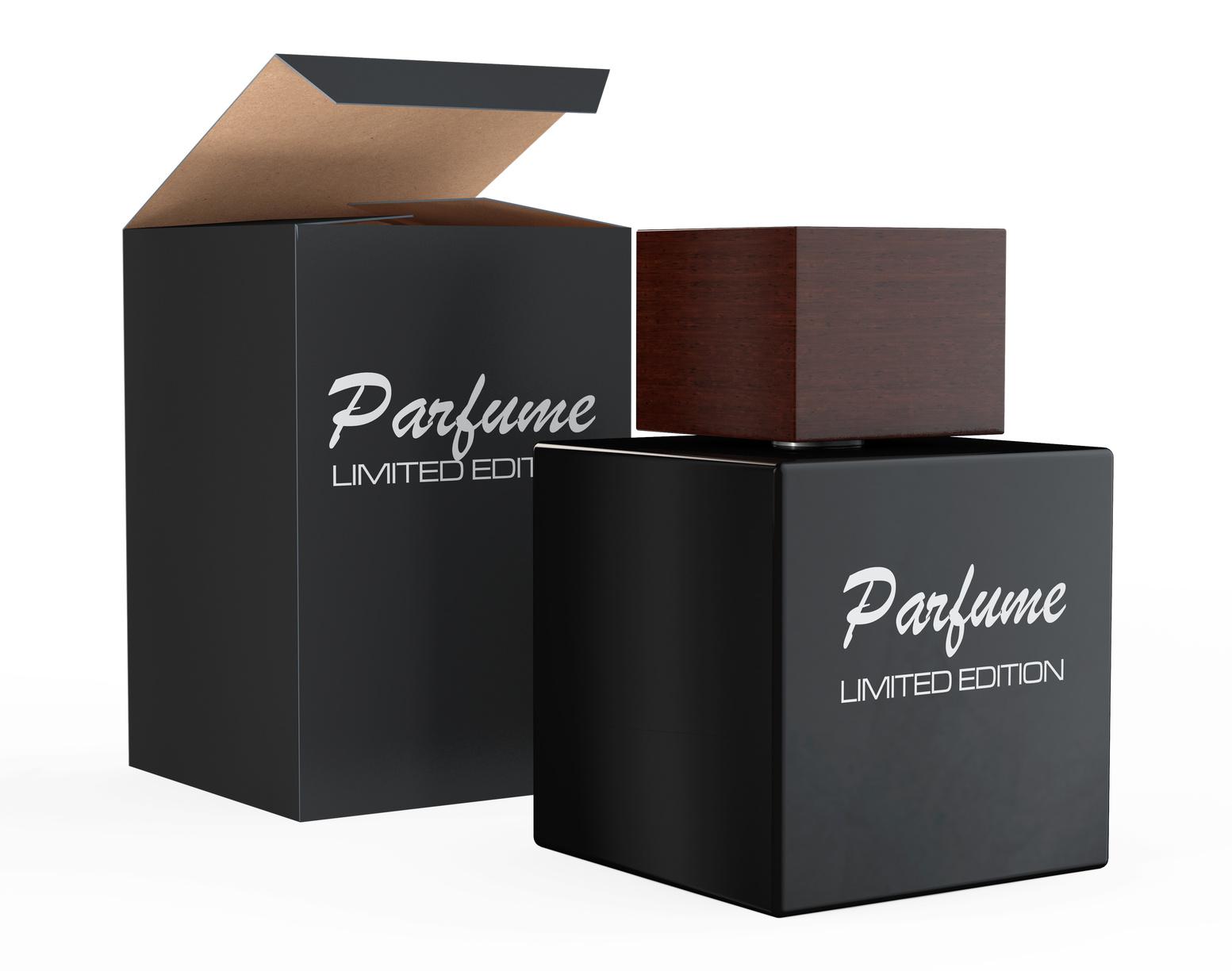 Logo printed gift boxes