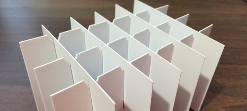 Partition Cell Dividers