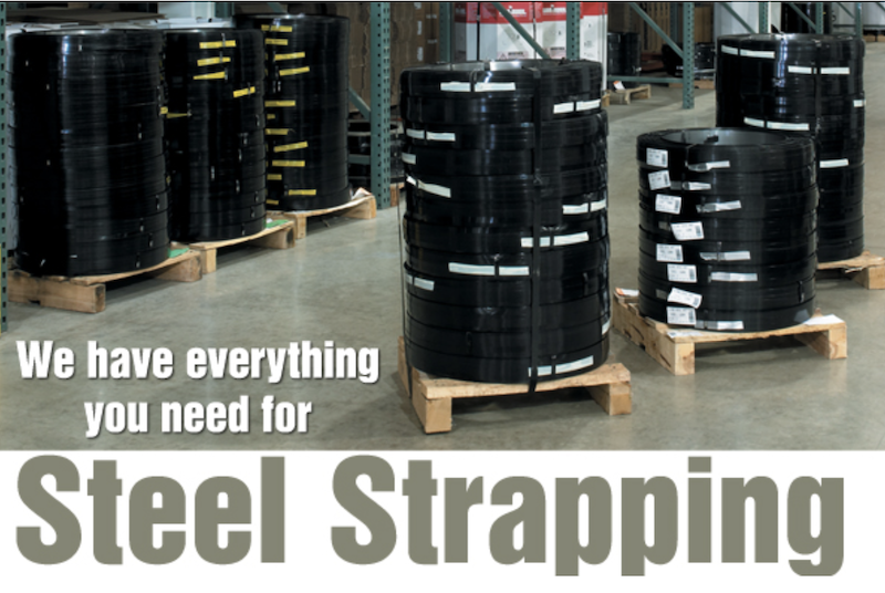 Steel Strapping Coils - Metal banding and tools