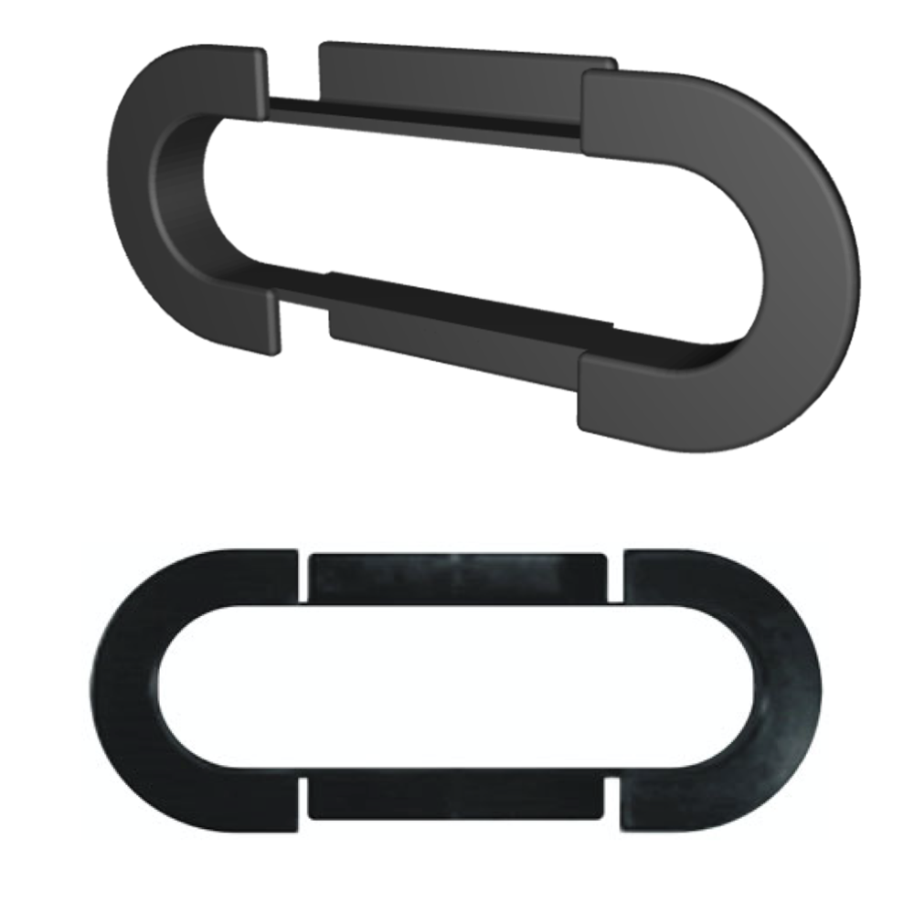 PN BCLIP-PP907 Plastic box clip
