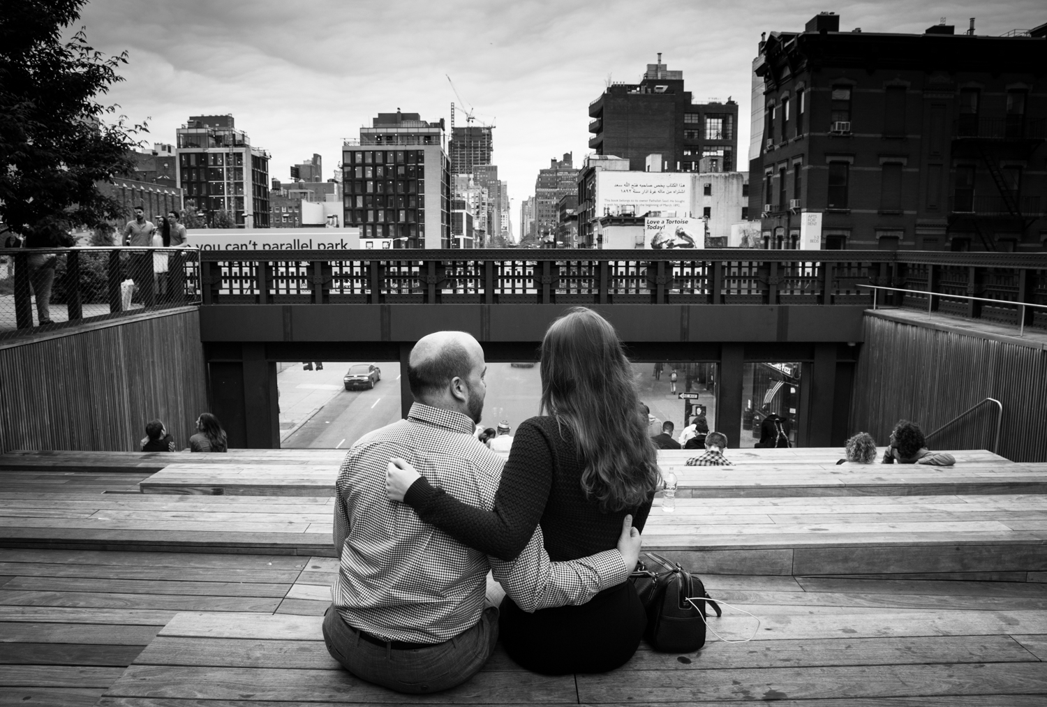 Love on the High Line